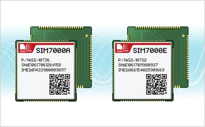 SIMCom推出面向欧洲和北美市场的SIM7000E与SIM7000A
